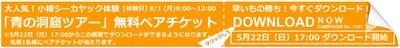 小樽シーカヤックキャンペーンバナー