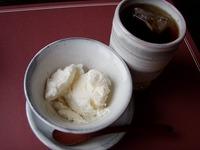 「食祭」アイスミルク