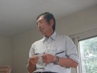 仙北会長さん!