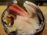 大寿司トロツブシメサバ刺身