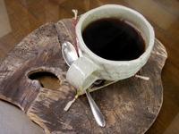 「夢紀行」のコーヒー