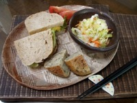 「夢紀行」の朝食