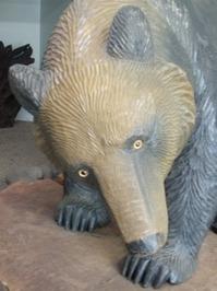 木彫り熊2