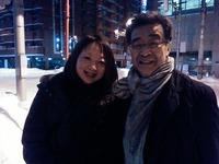 小林先生と村木先生