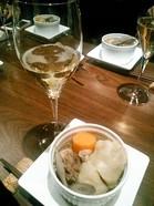 道産ワイン&エゾシカ料理①