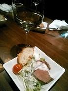 道産ワイン&エゾシカ料理②
