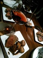 道産ワイン&エゾシカ料理③