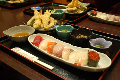 手ぶらで寿司握り1.JPG
