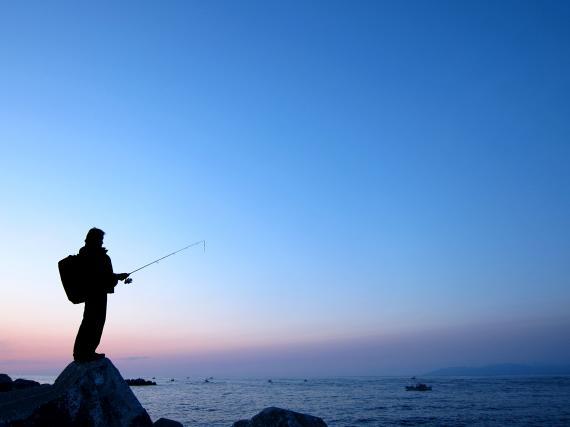 ニセコ,夜釣り,ペンション,グランパパ
