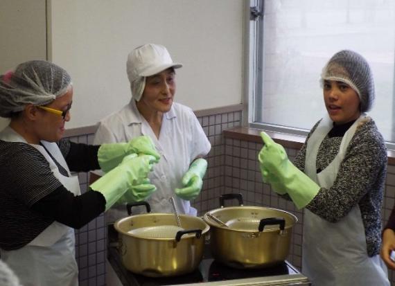 牛乳豆腐,八雲,酪農,体験
