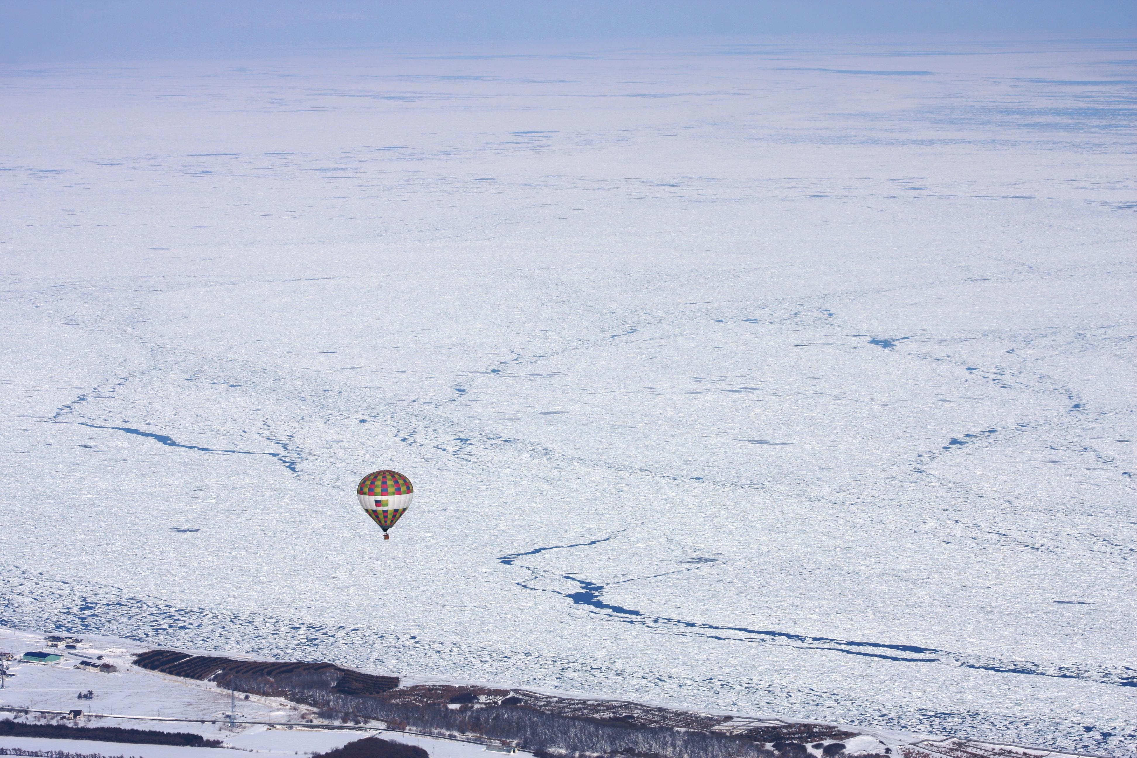 熱気球フリーフライト8