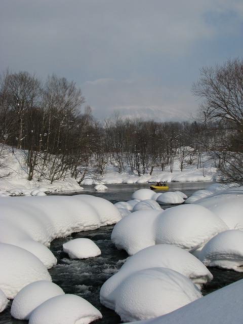 ニセコ,川下り