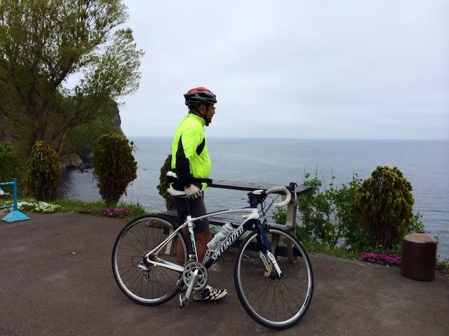 ロードバイク,サイクリング,日本海