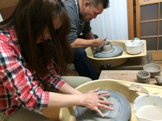はこだて工芸舎,陶芸体験