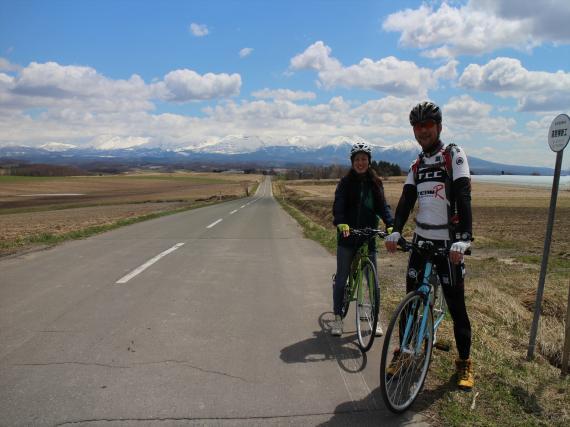 上富良野,サイクリング