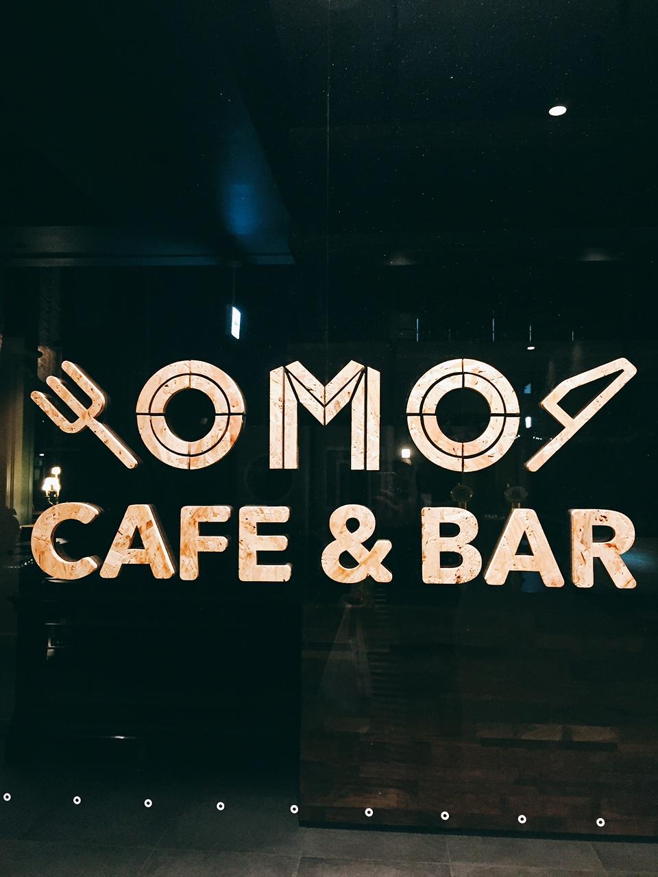 星野リゾートOMO7旭川レストラン