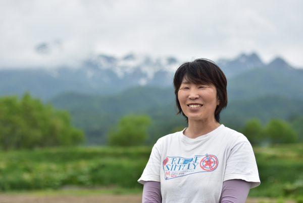 後藤由美子さん